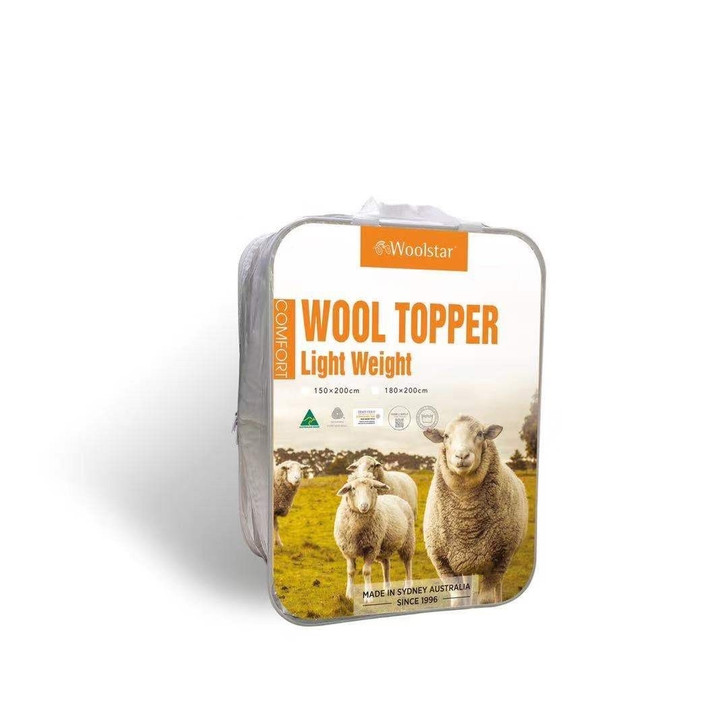 Comfort - Wool Topper