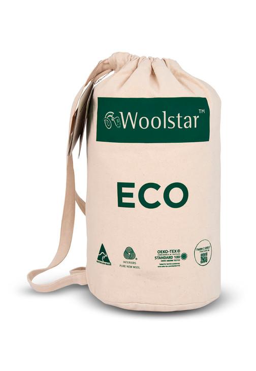 Eco - Wool Mattress Protector
