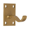 Hudson C Ring Wall Bracket 1 in. Scale