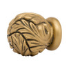 Acanthus Ball Finial 2 in. Scale