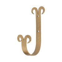Country French Hook Bracket 1 in. Scale