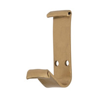 Italianate Coat Hook Bracket 1 in. Scale