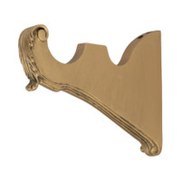 Rainier Double Bracket 3 in. Scale