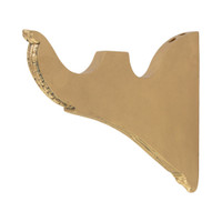 Regency Double Bracket 3 in. Scale