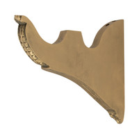 Grand Regency Bracket 2 in. Scale