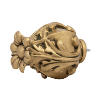 Acanthus Tulip Finial 2 in. Scale