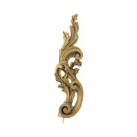 Bernini Finial Left Finial 2 in. Scale