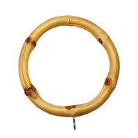 3 in. Natural Bamboo Ring Box of 50