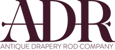 ADR - Antique Drapery Rod Company - Drapery Hardware