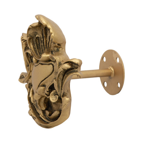 Florentine Medallion/Tieback