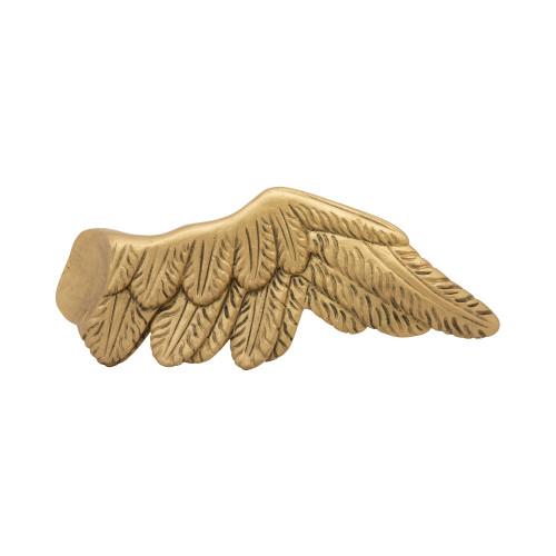 17th Cent Santos Wing Medallion/Tieback Right