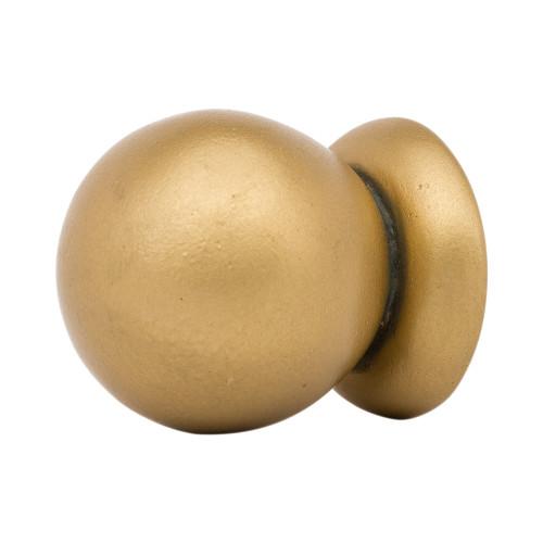 """Bergamo Ball Finial 2"""" Scale"""