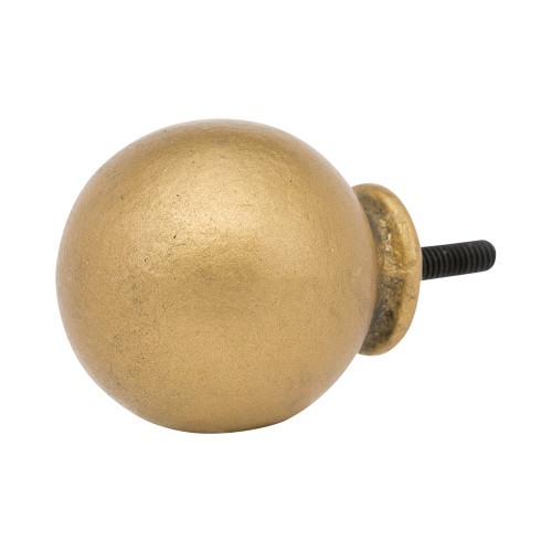 """Classic Ball Finial 1"""" Scale"""