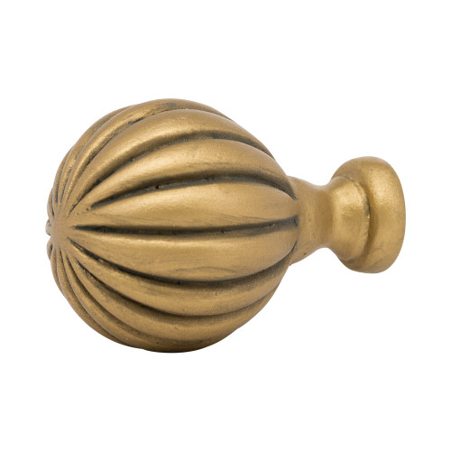 "Enfant Boullion Finial 1"" Scale"