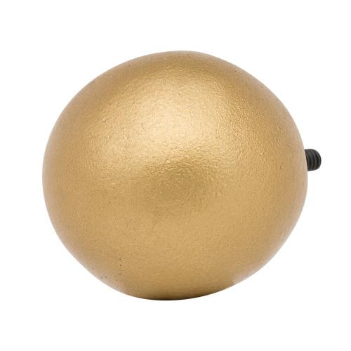 "Grand Ball Finial 1"" Scale"