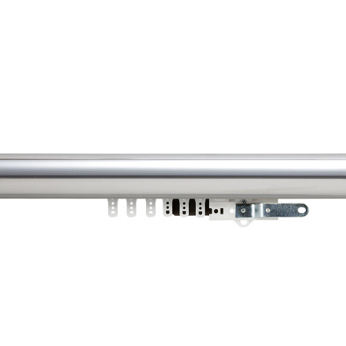 "1-3/4"" Polished Aluminum Traverse Rod"