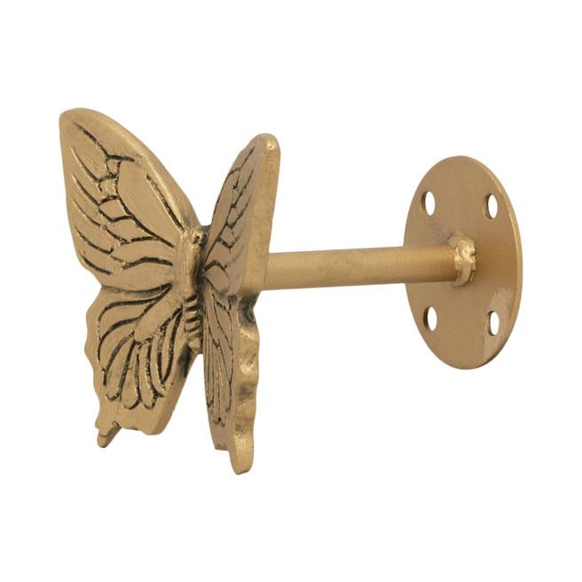 Butterfly Medallion/Tieback