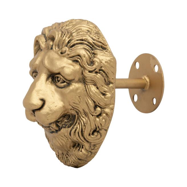 Lion Medallion/Tieback