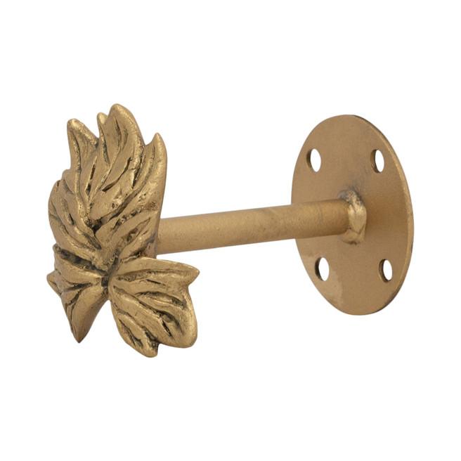 Peonie Leaf Medallion/Tieback