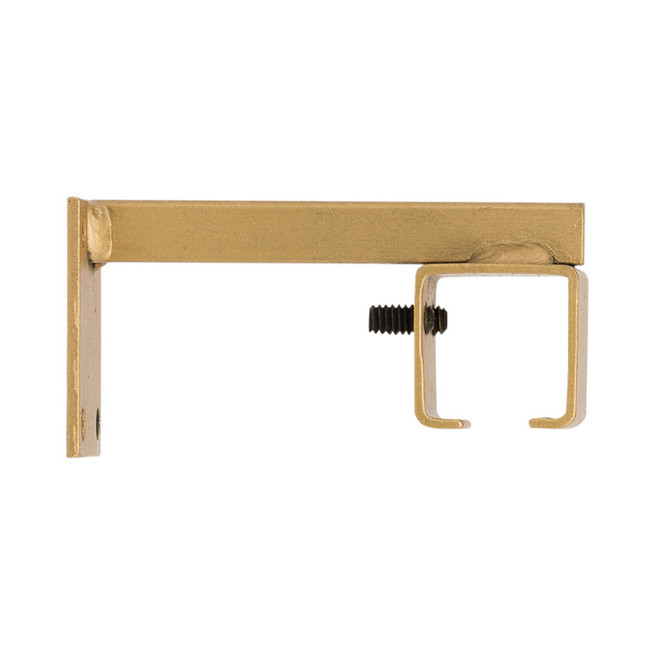 Square Zip Bracket 1 in. Scale