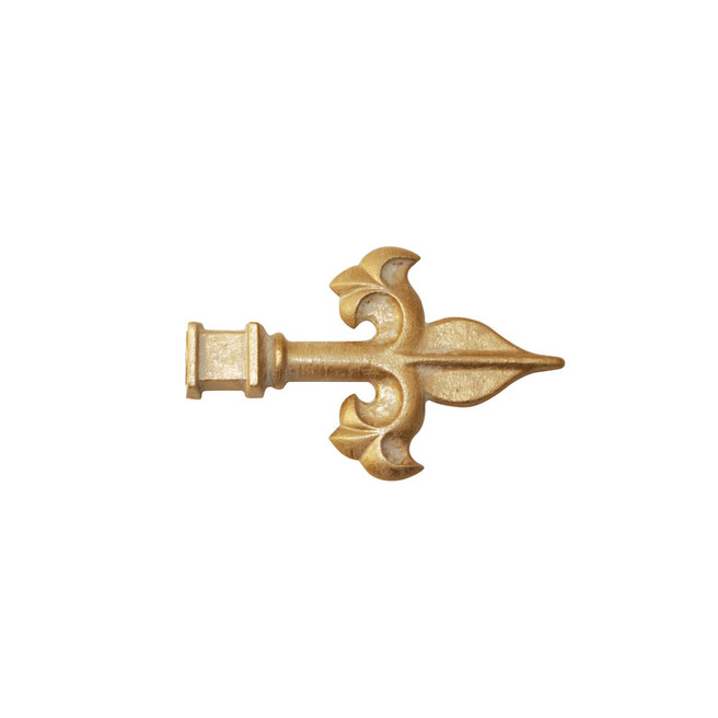 French Spear Finial 1 in. Scale