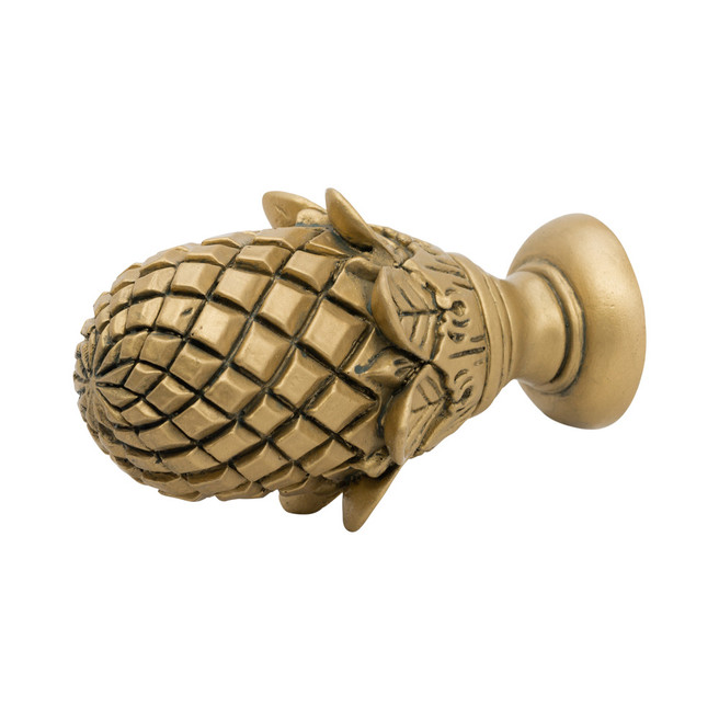 Petite Pineapple Finial 3 in. Scale