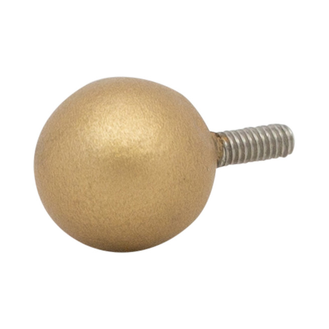Ball Small Finial 1 in. Scale