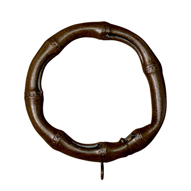 3 in. Painted Bamboo Ring 7 Pack