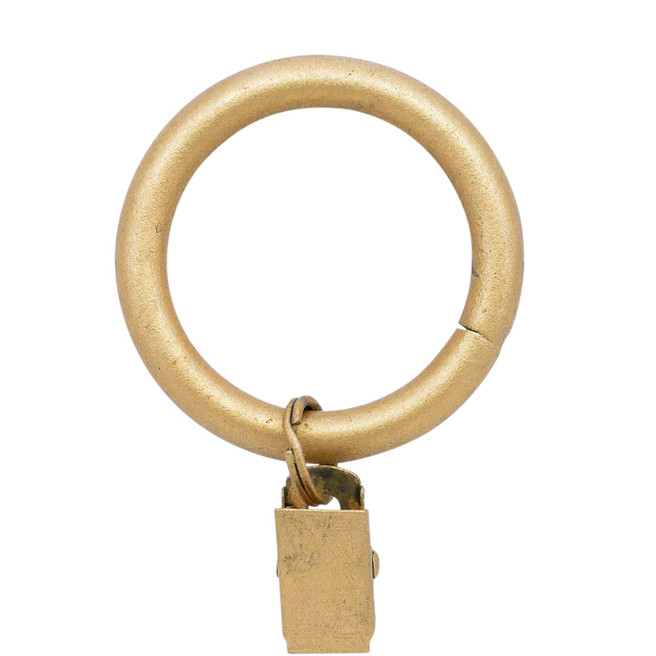 2 in. Croc Clip Smooth Ring Box of 50