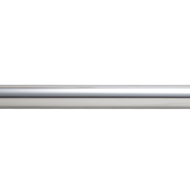 1-3/4 in. Polished Aluminum Rod
