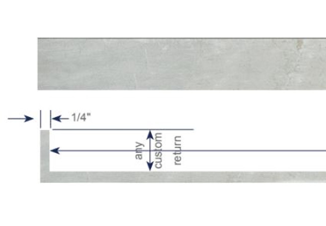 Modern Cornice - Double Traverse