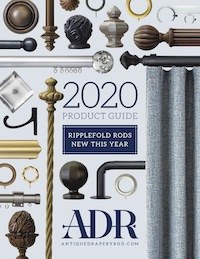 Download the Antique Drapery Rod 2020 Product Guide