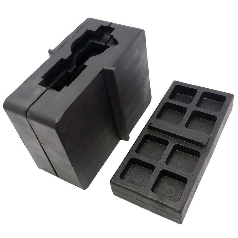 Upper and Lower Receiver Vise Block Bundle.