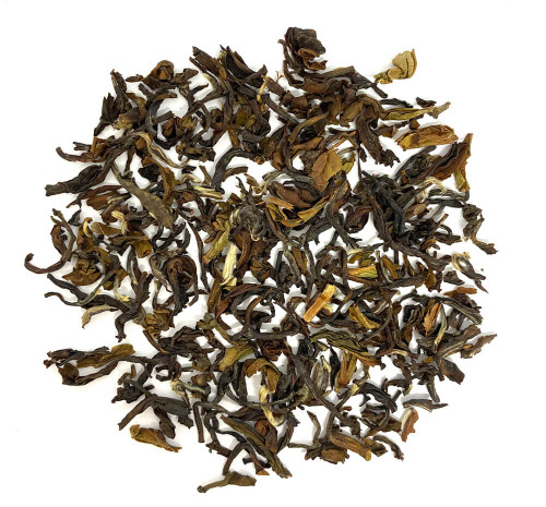 Sikkim black tea, specialty loose-leaf tea, black tea, single origin black tea