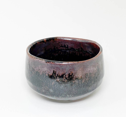 Setoyaki refers to a style of Japanese pottery that dates back to the 13th century with its renowned production center located around the city of Seto in Aichi prefecture, Japan. This is a modern version of Seto works given its brown iron glaze and fired at high temperatures to create a glossy surface.