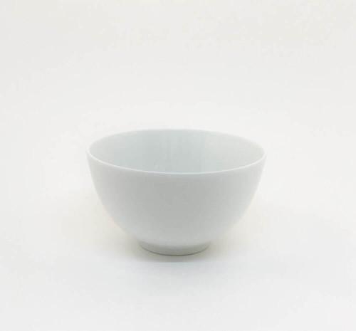 Professional tea taster's porcelain cup.