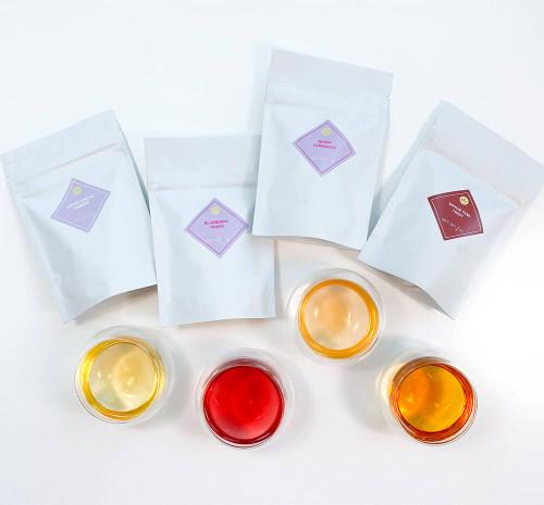 Iced Sampler Tea Box