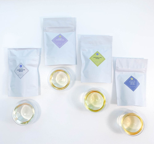 Floral Collection Tea Box