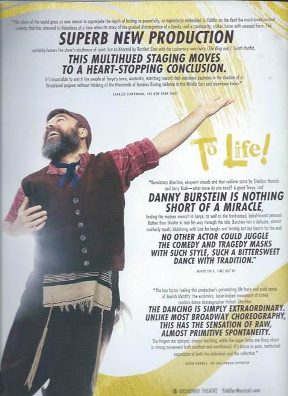 Fiddler on the Roof - 12