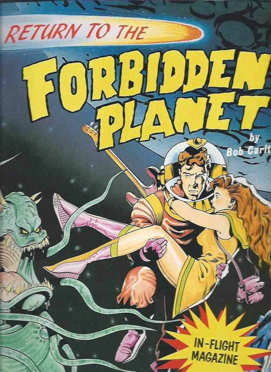 forbidden planet and the tempest