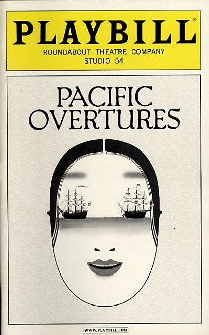Pacific Overtures by Stephen Sondheim (Dec 2004) B D Wong, Eric Bondoc, Evan D'Angeles Studio 54