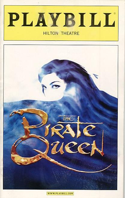 The Pirate Queen (Mar 2007) OBC Stephanie J Block, Hadley Fraser, Linda Balgord Hilton Theatre