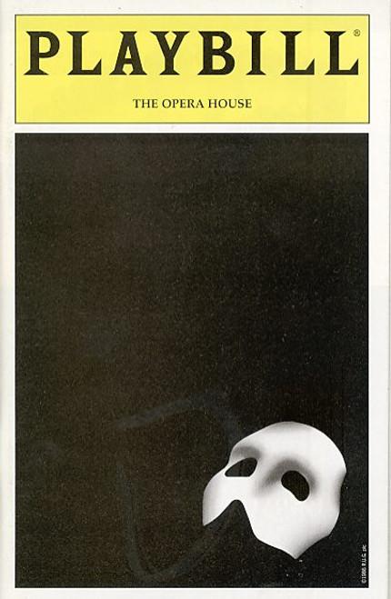 Phantom of the Opera (Apr 2005) Gary Mauer, Rebecca Pitcher Opera House Boston
