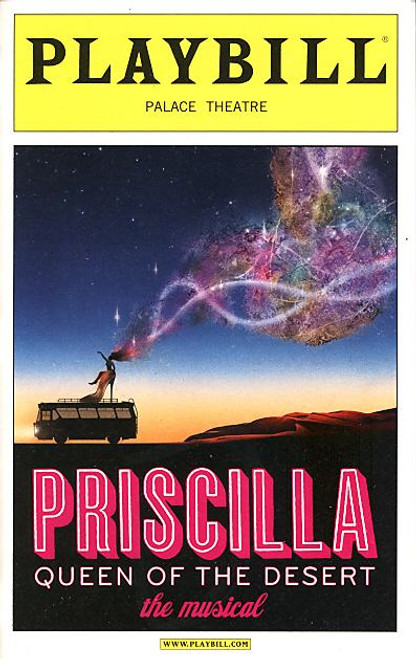 Priscilla Queen of the Desert (March 2011) Tony Sheldon, Will Swenson Palace Theatre