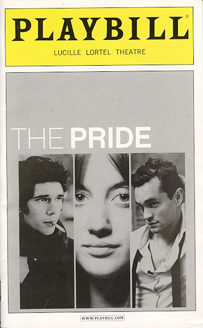 The Pride (Mar 2010) Hugh Darcy, Ben Whishaw Lucille Lortel Theatre