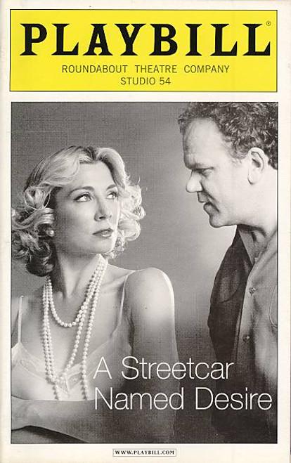 A Streetcar Named Desire (Jun 2005) Natasha Richardson, John C Reilly, Amy Ryan Studio 54
