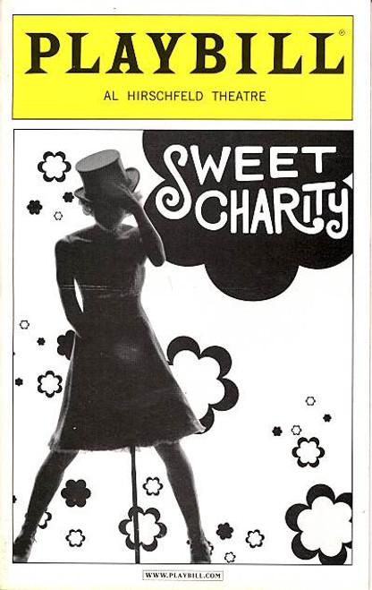 Sweet Charity (Apr 2005) Christina Applegate - Al Hirschfeld Theatre