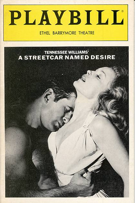 A Streetcar Named Desire (May 1992) Alec Baldwin,Jessica Lange, Any Madigan Ethel Barrymore Theatre
