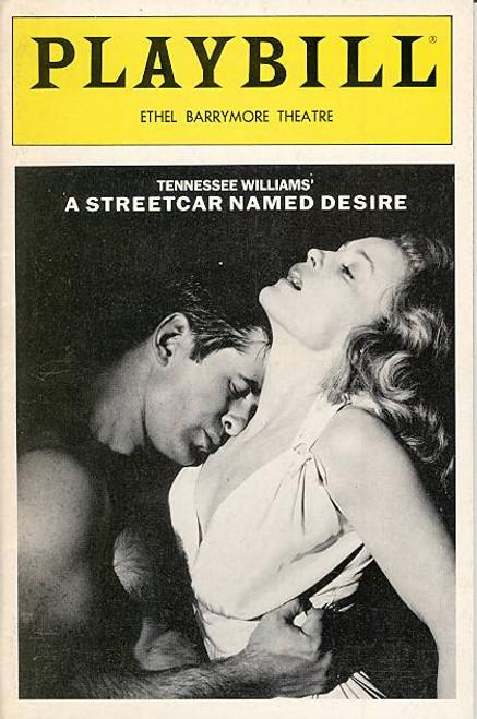 A Streetcar Named Desire (May 1992) Alec Baldwin,Jessica Lange, Any Madigan Ethel Barrymore Theatre
