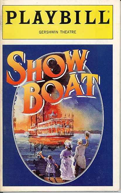 Showboat (Dec 1994) Elaine Stritch, John McMartin, Rebecca Luker Gershwin Theatre